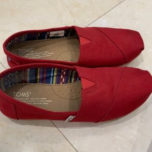 Toms womens cloth shoes